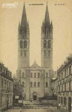 Cl 06 321 Caen-Abbaye aux hommes