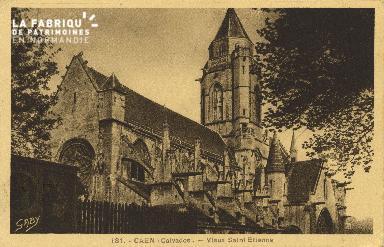Cl 06 338 Caen-Vieux St Etienne
