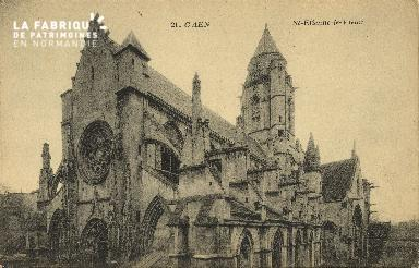 Cl 06 340 Caen-St Etienne le vieux