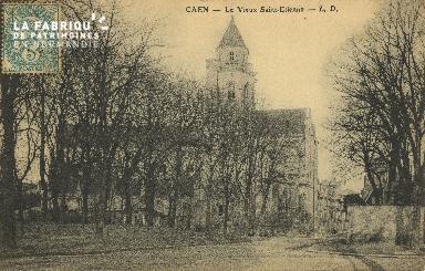 Cl 06 341 Caen-Le vieux St Etienne
