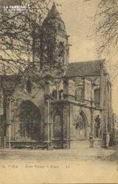 Cl 06 342 Caen-St Etienne le vieux