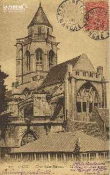 Cl 06 343 Caen-Vieux St Etienne