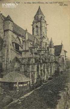 Cl 06 345 Caen-Le vieux St Etienne ncôté Sud
