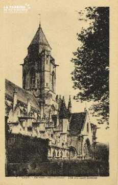 Cl 06 348 Caen-Le vieux St Etienne