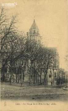 Cl 06 349 Caen-Le vieux St Etienne