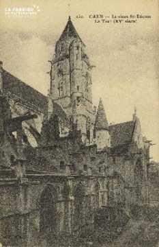Cl 06 352 Caen-Le vieux St Etienne-La tour