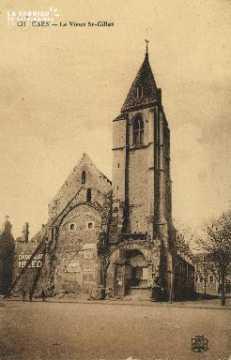 Cl 06 358 Caen-Le vieux St Gilles