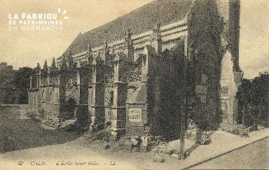 Cl 06 361 Caen-L'Eglise St Gilles
