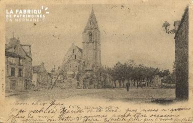 Cl 06 365 Caen-Le vieux St Gilles