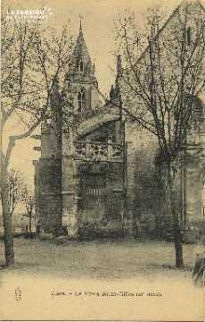 Cl 06 368 Caen-Le vieux St Gilles