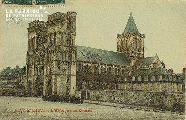 Cl 06 370 Caen-L'Abbaye aux dames