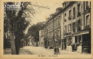 Cl 06 371 Caen-Rue Campion