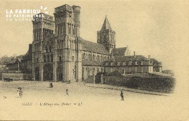 Cl 06 379 Caen-L'Abbaye aux dames