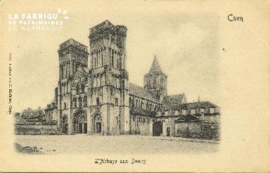 Cl 06 381 Caen-L'abbaye aux dames