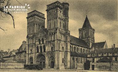 Cl 06 384 Caen-Abbaye aux dames ou de la trinité