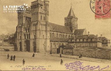 Cl 06 394 Caen-L'abbaye aux dames
