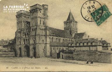 Cl 06 395 Caen-l'abbaye aux dames