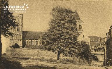 Cl 06 408 Caen-L'abbaye aux dames