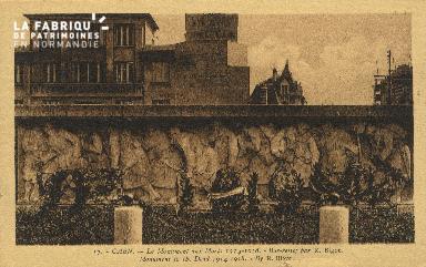 Cl 06 422 Caen-Le monument aux morts 1914-1918