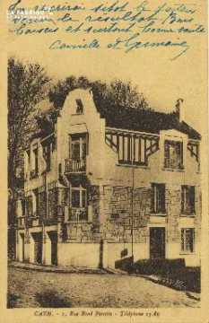 Cl 06 424 Caen-1 rue René Pérotie