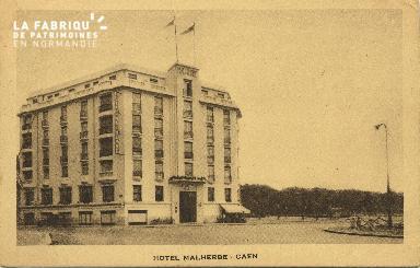 Cl 06 428 Caen Hôtel Malherbe