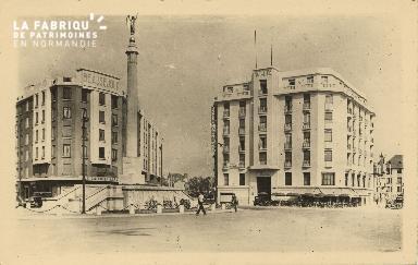 Cl 06 431 Caen-Place Foch