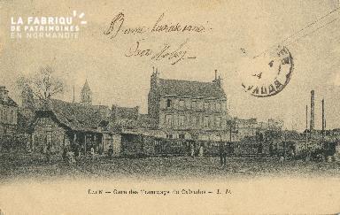 Cl 07 002 Caen - Gare des Tramways du Calvados