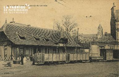 Cl 07 005 Caen - Gare des Tramways du Calvados