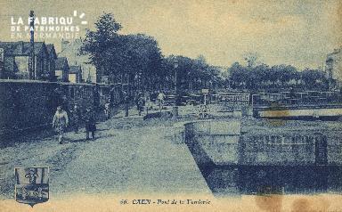 Cl 07 013 Caen - Pont de la Fonderie