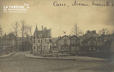 Cl 07 019 Caen - avenue de Tourville