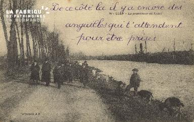 Cl 07 041 Caen - La Promenade du Canal