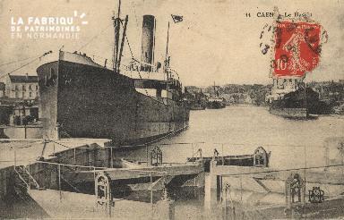 Cl 07 051 Caen - Le Bassin