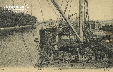 Cl 07 074 Caen - Le nouveau Port