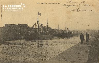 Cl 07 078 Caen - Quai Vandoeuvre