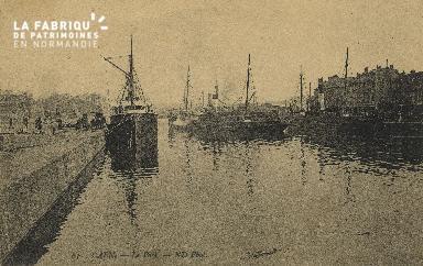 Cl 07 102 Caen - Le Port