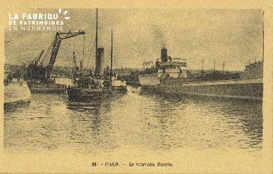 Cl 07 106 Caen - Le Nouveau Bassin
