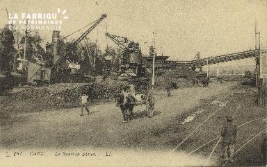 Cl 07 109 Caen - Le Nouveau Bassin