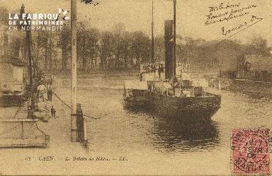 Cl 07 154 Caen - Le Bateau du Havre