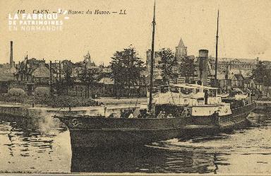 Cl 07 158 Caen - Le Bateau du Havre