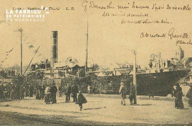 Cl 07 178 Caen - Baptème du Thiobé