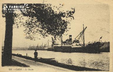 Cl 07 183 Caen - Le Bassin