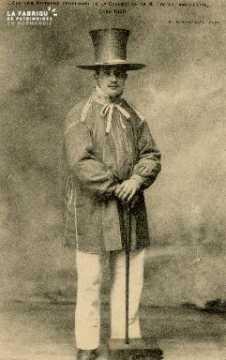 Cl 08 030 Caen Costume Normand provenant de la collection de M. Castey