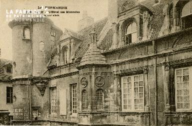 Cl 08 033 Caen Hôtel des Monnaies du XVIè s.