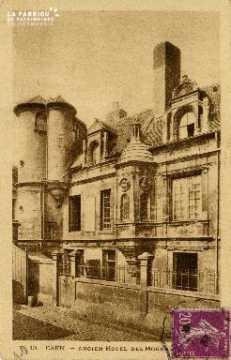 Cl 08 035 Caen ancien Hôtel des Monnaies