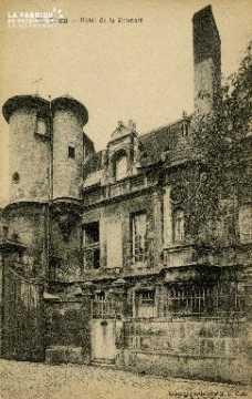 Cl 08 036 Caen Hôtel des Monnaies