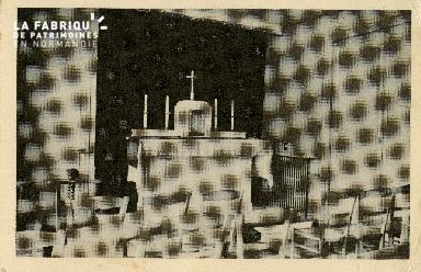 Cl 08 038 Caen Maison du Soldat la Chapelle