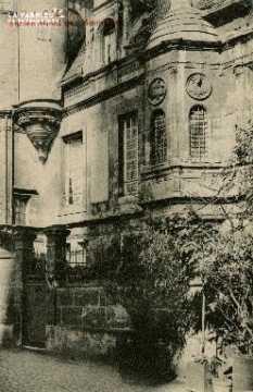 Cl 08 040 Caen ancien Hôtel des Monnaies