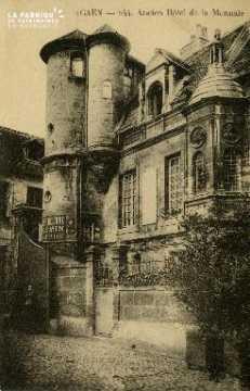 Cl 08 041 Caen ancien Hôtel des Monnaies