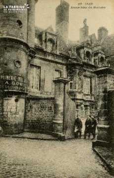 Cl 08 042 Caen ancien Hôtel des Monnaies