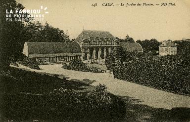 Cl 08 065 Caen le Jardin des Plantes